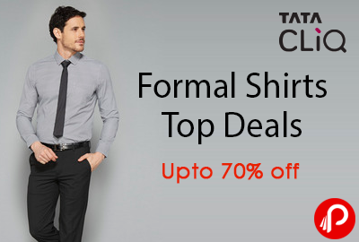 Formal Shirts Top Deals