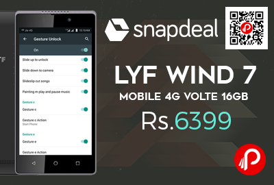 LYF Wind 7 Mobile