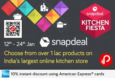 Snapdeal Kitchen Fiesta