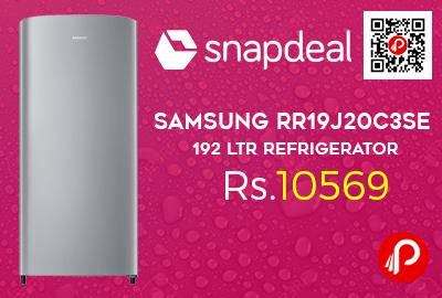 Samsung RR19J20C3SE 192 Ltr Refrigerator