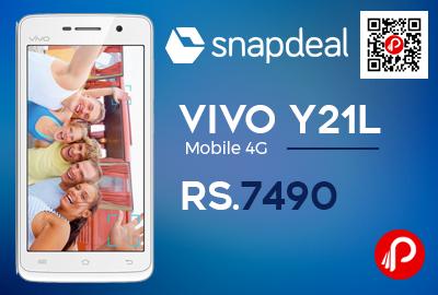 Vivo Y21L Mobile