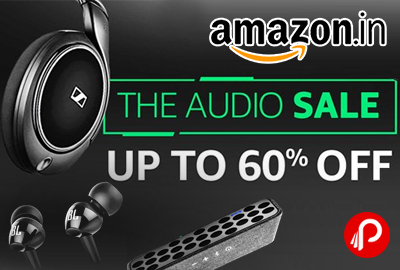 Audio Sale Products