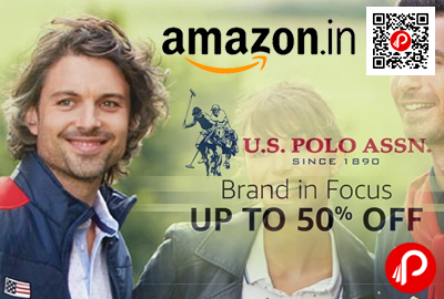 US POLO ASSN Brand Clothing and Accessories