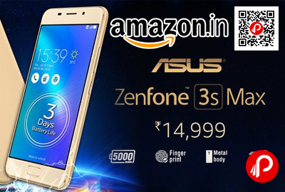 Asus Zenfone 3s Max Mobile