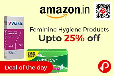 Feminine Hygiene Products