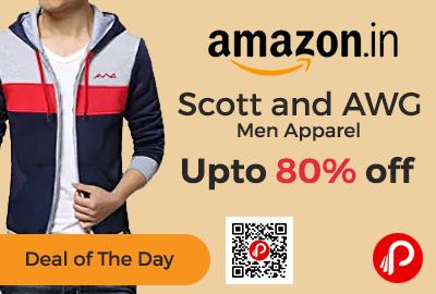 Scott and AWG Men Apparel