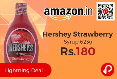 Hershey Strawberry Syrup 623g