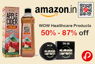 WOW Healthcare Products