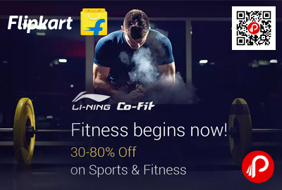 Li-ning, Co-Fit Sports & Fitness Products