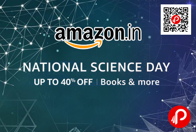 National Science Day - Books
