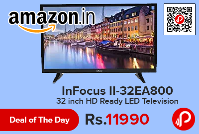 InFocus II-32EA800 32 inch HD Ready LED Television