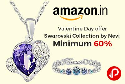 Valentine Day offer Swarovski Collection