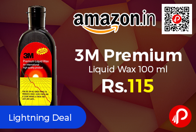 3M Premium Liquid Wax 100 ml