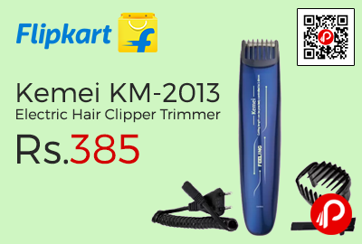 Kemei KM-2013 Electric Hair Clipper Trimmer
