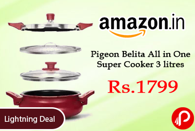 Pigeon Belita All in One Super Cooker 3 litres