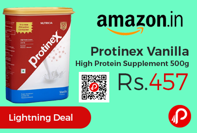 Protinex Vanilla High Protein Supplement 500g