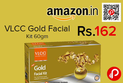 VLCC Gold Facial Kit 60gm