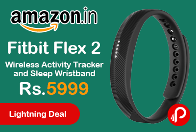 Fitbit Flex 2 Wireless Activity Tracker and Sleep Wristband