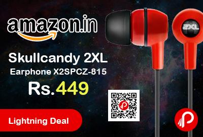 Skullcandy 2XL Earphone X2SPCZ-815