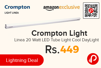 Crompton Light Linea 20 Watt LED Tube Light Cool DayLight