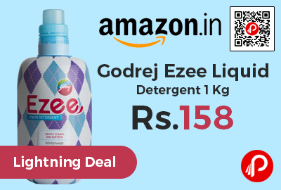 Godrej Ezee Liquid Detergent 1 Kg