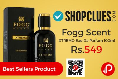Fogg Scent XTREMO Eau Da Parfum 100ml