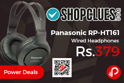 Panasonic RP-HT161 Wired Headphones