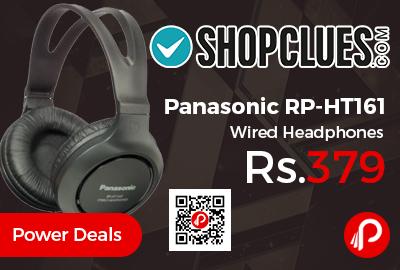 Panasonic RP-HT161 Wired Headphones