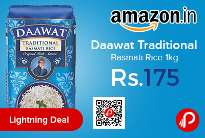 Daawat Traditional Basmati Rice 1kg