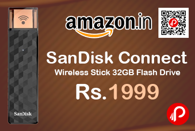 SanDisk Connect Wireless Stick 32GB Flash Drive
