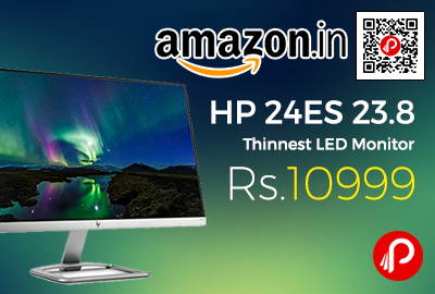 HP 24ES 23.8 Thinnest LED Monitor