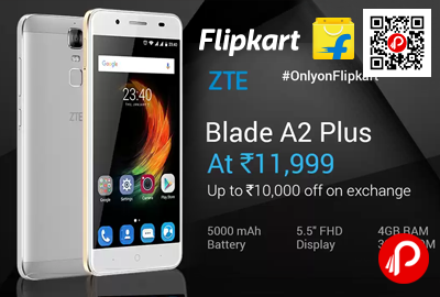 ZTE Blade A2 Plus Mobile
