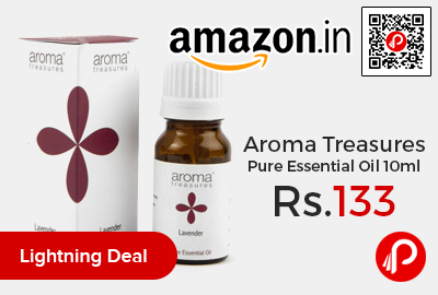Aroma Treasures Pure Essential Oil 10ml