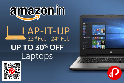 Laptops Bestsellers Upto 30% off Lap-It-Up Offers - Amazon