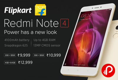Redmi Note 4 Mobile