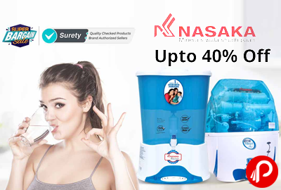 Nasaka Water Purifiers