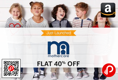 Mothercare Kids Clothes Flat 40% off - Amazon