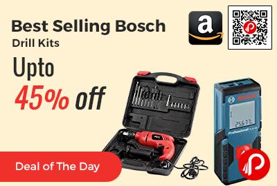 Best Selling Bosch Drill Kits