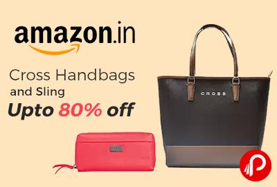 Cross Handbags and Sling