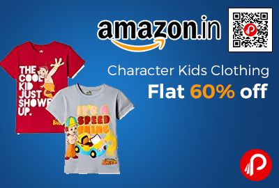 Character Kids Clothing