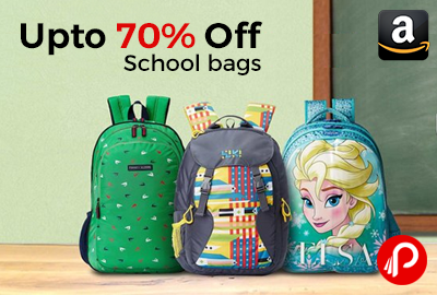 School Bags & Backpacks