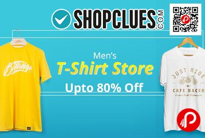 Men's T-Shirt Store