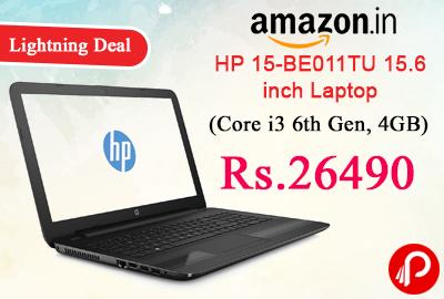 HP 15-BE011TU 15.6 inch Laptop