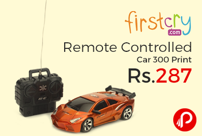 Remote Controlled Car 300 Print