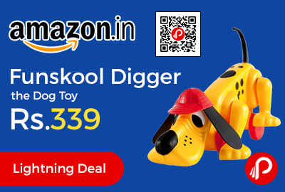 Funskool Digger the Dog Toy