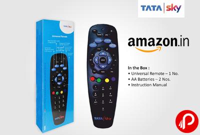 Tata Sky Universal Remote Original