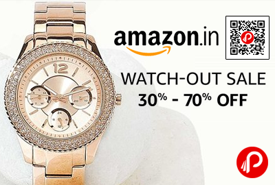 Watch Out Sale