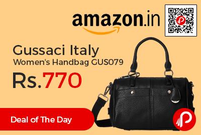 Gussaci Italy Women's Handbag GUS079