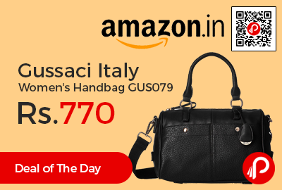 Gussaci Italy Women's Handbag GUS079