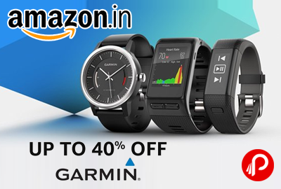 Garmin Activity Tracker Smart Watches